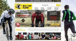 ecommerce milano bikeandrunplanet